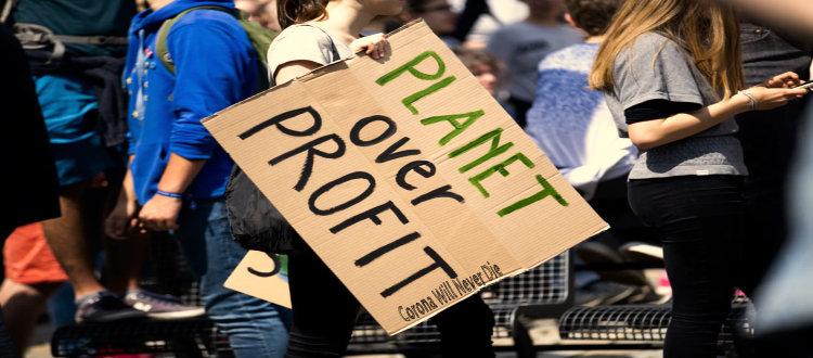 Wird die Corona Krise 2020 dem Klimaschutz helfen