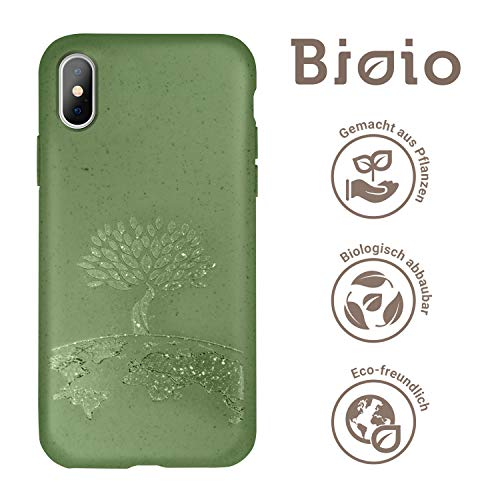 FOREVER Bio Case Anti-Kratz iPhone X/XS Schutzhülle