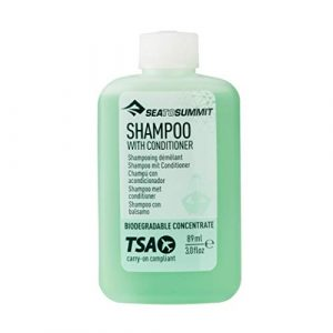 Trek and Travel Pocket Liquid Conditioning Shampoo